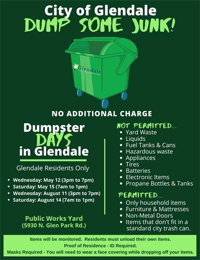 Dump Some Junk